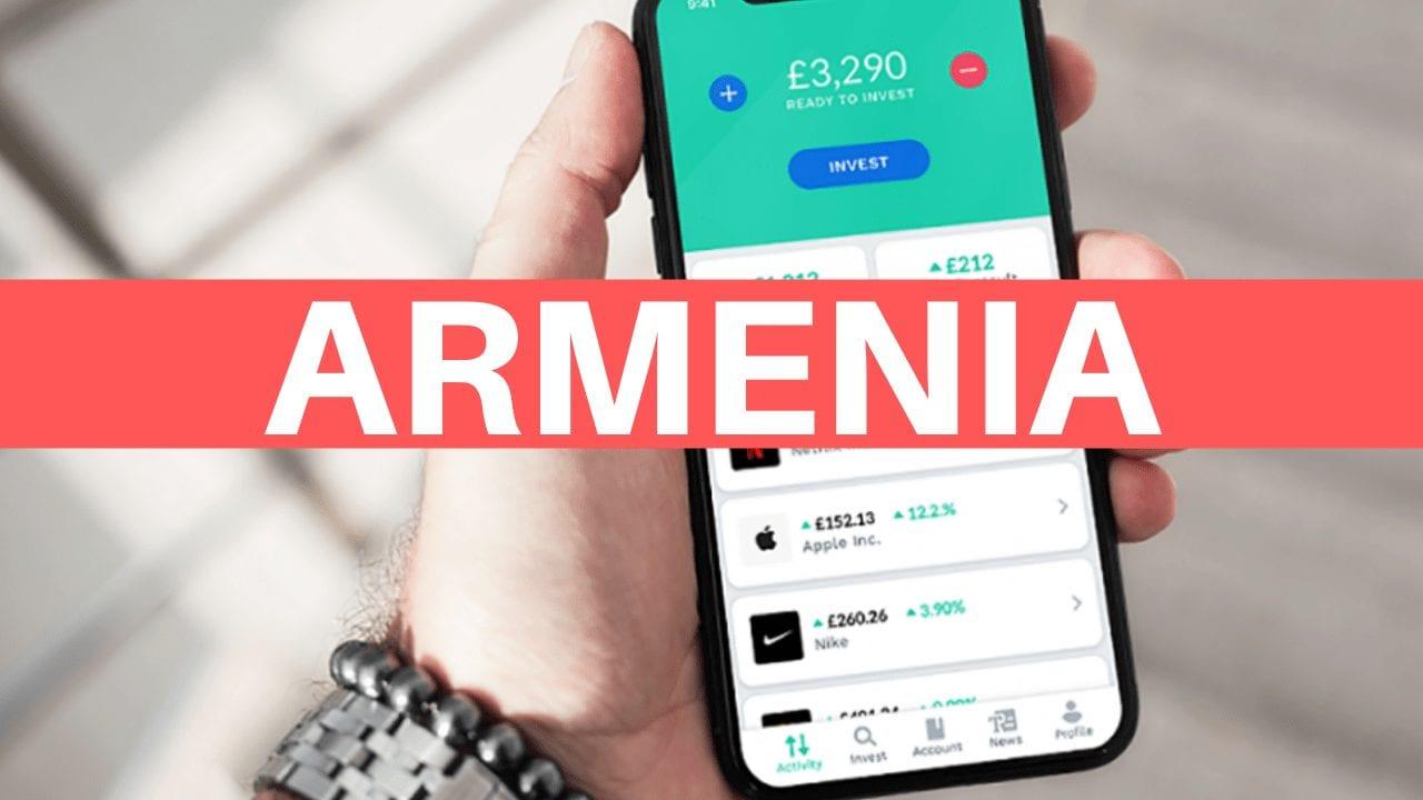Best Stock Trading Apps In Armenia 2020 Beginners Guide Fxbeginner